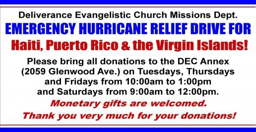 Deliverance Evangelistic Church