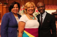 Fellowship Pastors and First Lady