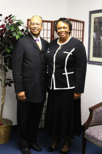 Pastor + Jackie McCollough
