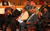 Pastor Terry Ellison + Fellowship Pastors
